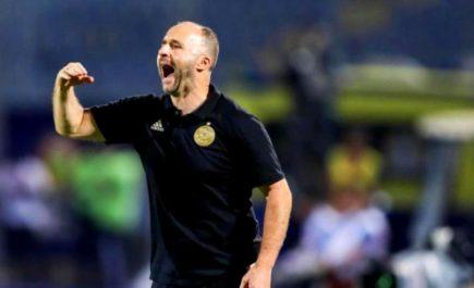 «The Best Coach» FIFA Awards: Djamel Belmadi en 3e position