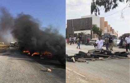 Protestations à M'sila et à Alger ! [photos]