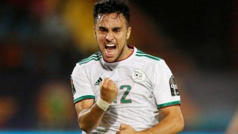 Adam Ounas : «J'espère gagner d'autres titres avec l'Algérie»