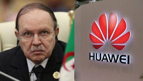 Huawei Algérie dément avoir aidé Bouteflika à espionner les opposants