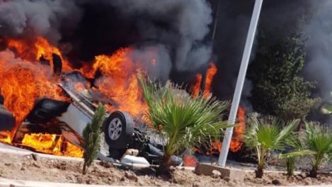 Attentat à la voiture piégée en Syrie : 5 morts dont 3 enfants