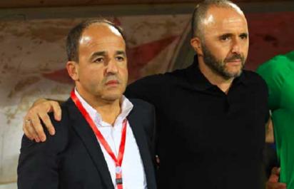 Le manager général de l'équipe nationale Hakim Medane démissionne !