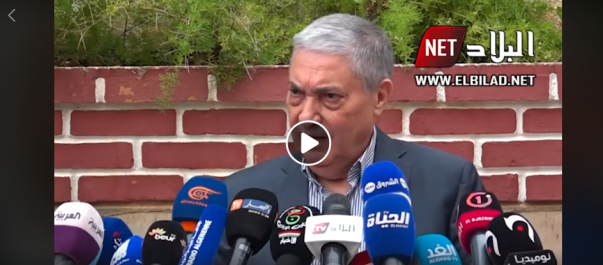 Ali Benflis: «Le départ du gouvernement est primordial pour la réussite du dialogue»