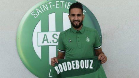 AS Saint-Etienne : Pourquoi Boudebouz n'a pas réussi en Espagne