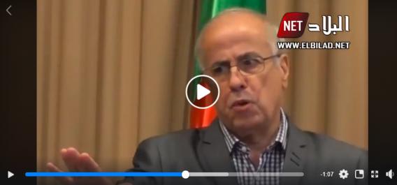 Vidéo-Karim Younes: «nous sommes saints, nous n'avons rien pris, rien volé»