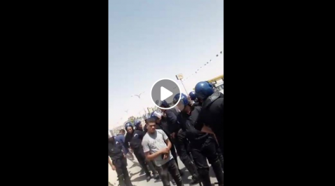 Un autre ministre du gouvernement Bedoui chahuté à El Oued [vidéo]