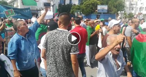 28e vendredi : Grande manifestation à Constantine