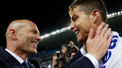 Cristiano Ronaldo a aimé collaborer avec Zinedine Zidane au Real Madrid : CR7 se souvient de ZZ