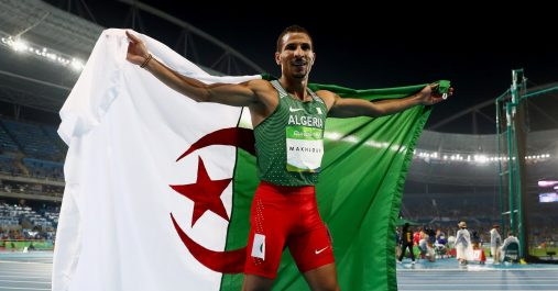 Diamond League : Makhloufi participera au 1500 m du meeting de Paris