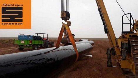 Extension du gazoduc Kasdir-Beni-Saf : Ce sera pour 2020