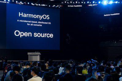 Lancement de «HarmonyOS» , le nouveau système d'exploitation de Huawei