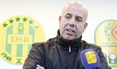 """JS Kabylie, Mellal : """"Fiston a été payé rubis sur l'ongle"""""""