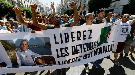 Les 2 militants du Hirak arrêtés à Bordj Bou Arreridj, ont été libérés !