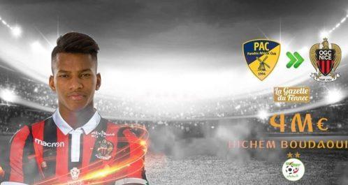 Le jeune Hichem Boudaoui rejoint l'OGC Nice !