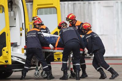 Tizi-Ouzou: La dépouille d'un homme a été retrouvée criblée de balles et abandonnée au bord d'une route
