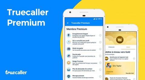 Truecaller vient d'atteindre 1 million d'abonnes et intègre de nouvelles fonctionnalités anti-spams