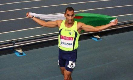 Jeux africains 2019-Athlétisme: Mohamed Belbachir en finale