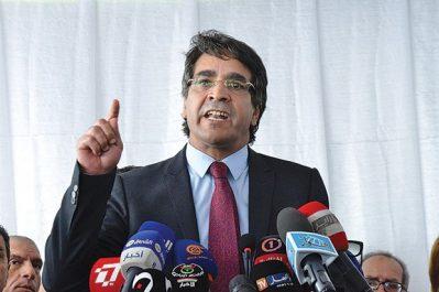Mohamed Djemaï placé sous mandat de dépôt