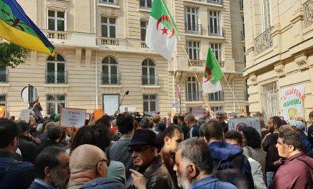 Pour réclamer la libération des détenus d'opinion : Rassemblement demain devant l'ambassade d'Algérie à Paris