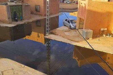 Tamanrasset : Alerte aux eaux usées !