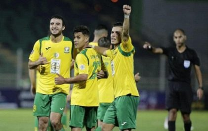 Football/ Coupe arabe : la JS Saoura lamine Fomboni FC de Moheli (5-0)