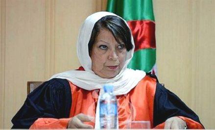 Farida Benyahia : «la récupération de l'argent public pillé constitue l'une des priorités les plus persistantes en cette conjoncture»