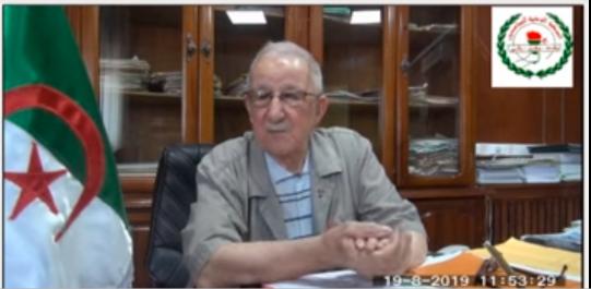 l'Organisation Nationale des Moudjahidines: «Le FLN n'a plus lieu d'être»