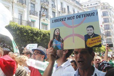 Tribunal de Bainem: 18 mois de prison requis à l'encontre de cinq détenus d'opinion