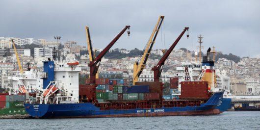Le déficit commercial de l'Algérie devient structurel