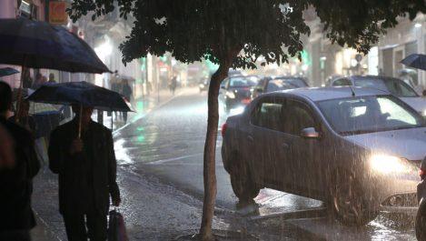 Alerte météo : Pluies orageuses sur plusieurs wilayas