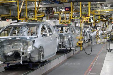 Industrie automobile: Du coup de frein à La panne