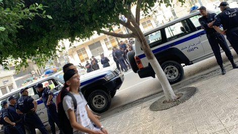 31e vendredi : plusieurs manifestants arrêtés à Alger