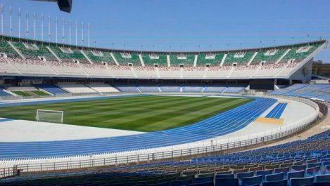 L'enceinte de Chevalley restera opérationnelle malgré la détérioration de la pelouse : Stade 5 juillet, le jardin qui cache la forêt