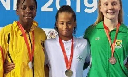 Natation / Championnats d'Afrique Juniors (4e journée): l'Algérienne Midouni en or sur le 100m / NL