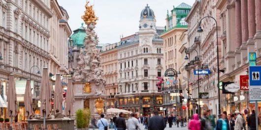 Vienne classée ville la plus agréable du monde