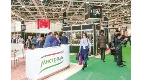 28e Salon russe de l'alimentation et de la boisson : Le pavillon algérien en force