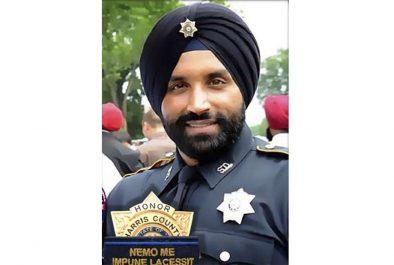 États-Unis : Un policier sikh tué par balle au Texas