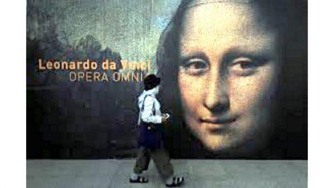 Ouverture aujourd'hui de l'exposition « Leonardo Opera Omnia» : La Joconde, en version numérisée, à Alger