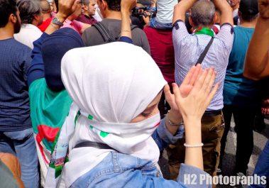 Arrêtée lors de la marche des étudiants, une manifestante âgée de 22 ans placée sous mandat de dépôt