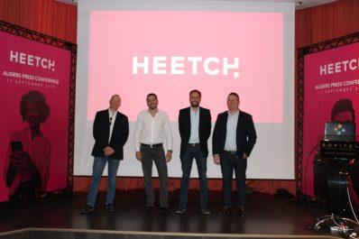 La plateforme VTC « Heetch » lance officiellement ses activités en Algérie