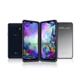 Le LG G8X ThinQ et le nouveau LG dual screen améliorent le multitâche mobile et l'enjouissement de l'utilisateur