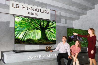 Technologie 8K au service des téléviseurs OLED & NANOCELL de LG