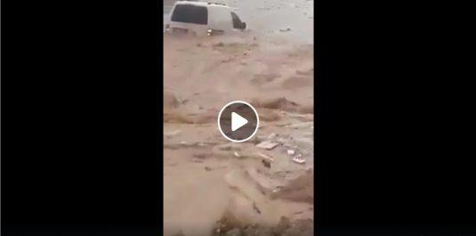 Plusieurs wilayas du pays immergées ! [Vidéos]