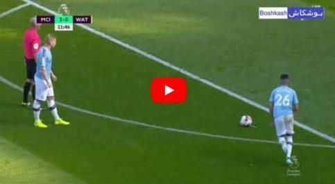 Le superbe but de Mahrez face à Watford [vidéo]