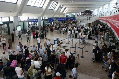 De fortes perturbations à l'aéroport d'Alger