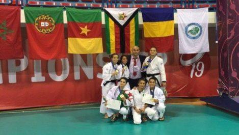 Coupe d'Afrique de judo : L'Algérie à la première place