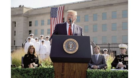 Trump promet d'intensifier les combats contre les talibans