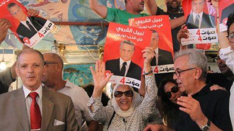 Séisme politique après les résultats partiels / Tunisie : Robocop et un candidat emprisonné en tête
