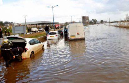 INTEMPÉRIES À ANNABA : Craintes d'un remake des graves inondations de janvier 2019