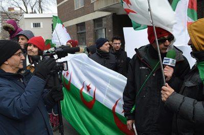"""Elections fédérales au Canada : Vers l'interpellation des chefs de parti sur le """"hirak"""""""